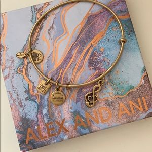 Alex and Ani Music Note